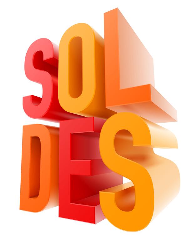 """""""Soldes"""" vectorielles 2"""